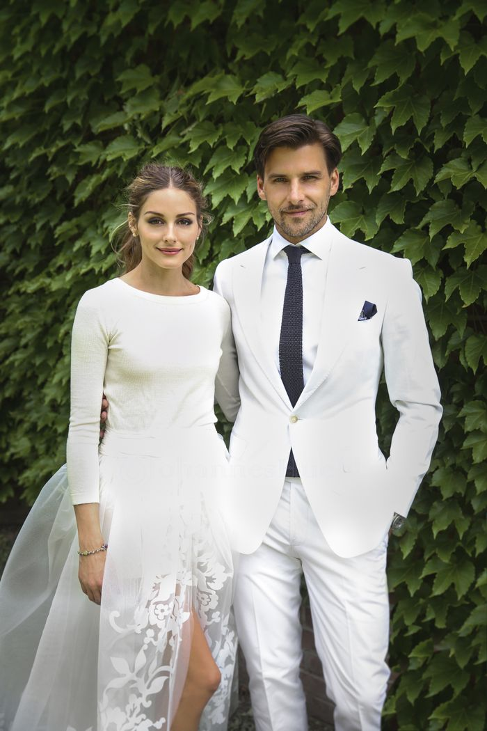 Alternative Wedding Dresses: Olivia Palermo