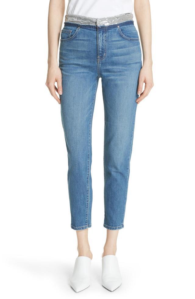 Women's Iro Jones Crop Jeans