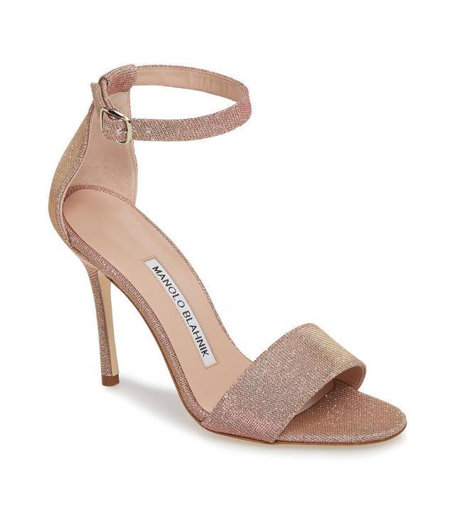 Tres Ankle Strap Sandal