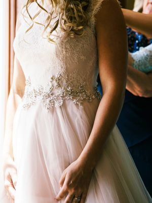 The Top Wedding Dress Alteration Tips, According to the Experts