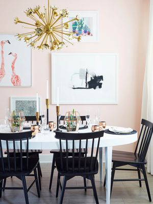 "This Pink Paint Color Is ""Sophisticated and Soft But Definitely Not Too Sweet"""