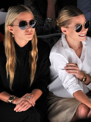 The Olsens Use This Accessory to Make All-Black Outfits 10x More Interesting