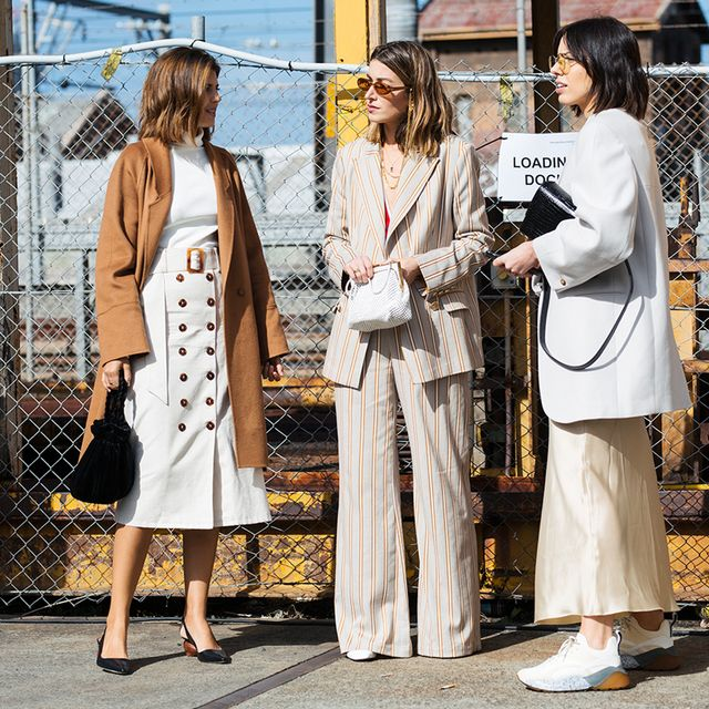 17 Perfect-for-Summer Street Style Looks Direct From Sydney