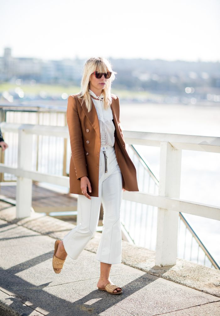 Fashion Week Australia Street Style From Sydney Who What