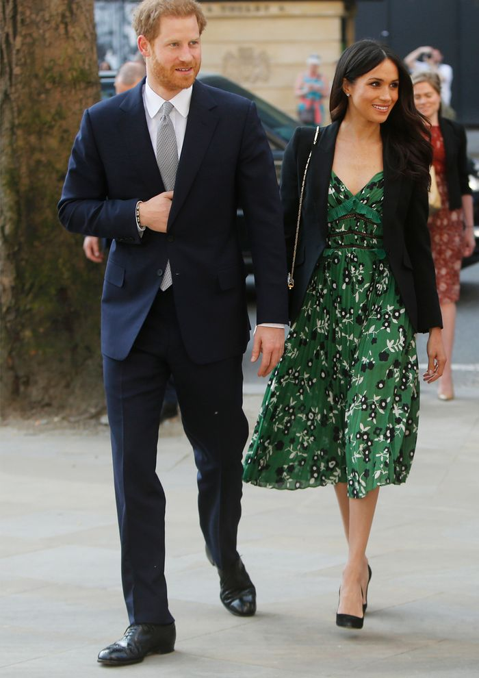 meghan markle untraditional style: