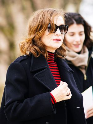 Further Proof That Older French Women Are the Most Stylish Around