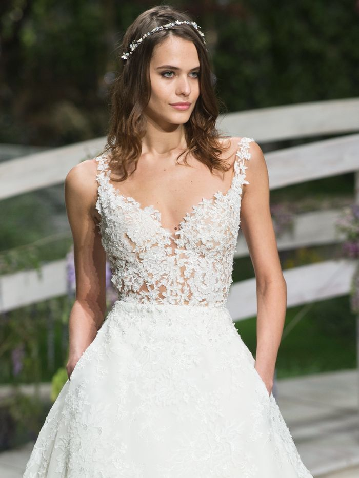 The One Spanish Bridal Trend Women Can T Get Enough Of Who What Wear