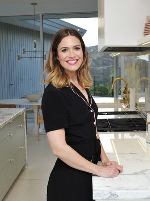 6 Items We Spotted in Mandy Moore's Stunning New Kitchen (Shop Them Here)