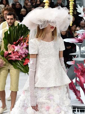 The 15 Most Exquisite Chanel Wedding Dresses of All Time