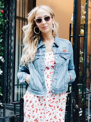 This Is the NYC Girl's Summer Uniform