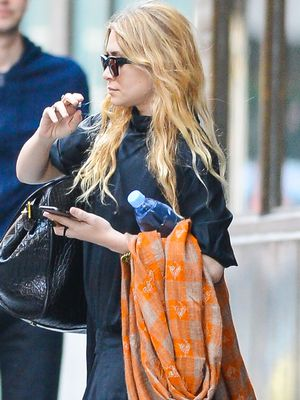 Wait, Ashley Olsen Just Made Wedge Ankle Boots Cool Again