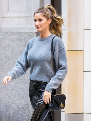 Gisele Bündchen Won't Board a Plane Without This Sleep Essential