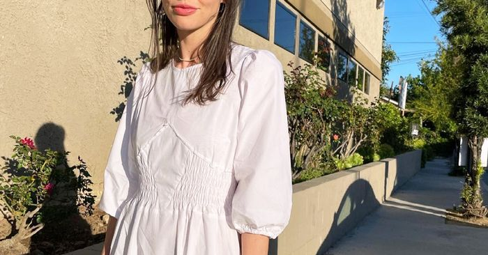 Everyone Needs That Perfect White Summer Dress—Here Are 30