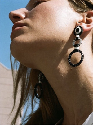 The Only Beaded Earrings You Need to Pack for Your Next Vacation