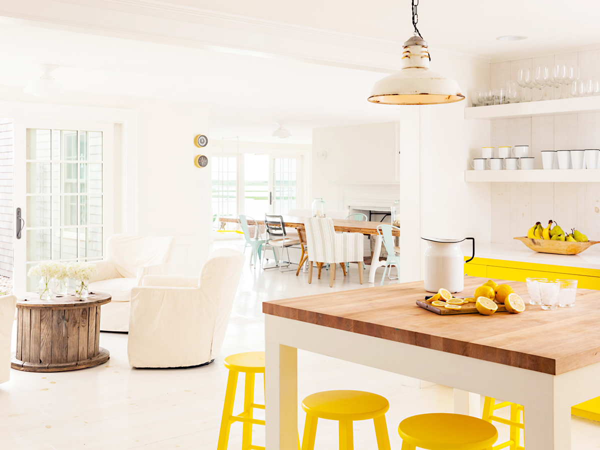 10 Yellow Kitchen Ideas You\'ll Want to Steal for Your Home | MyDomaine