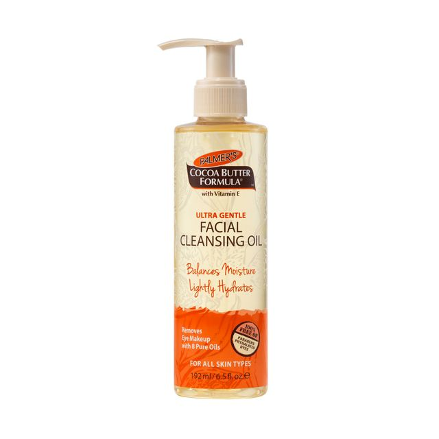 Palmer's Cocoa Butter Formula Skin Therapy Cleansing Face Oil