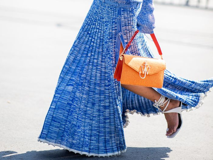 This Sandal Trend Came From Nowhere, But Suddenly It's Unavoidable