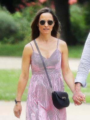 Pippa Middleton Wore the Prettiest J.Crew Dress in Paris