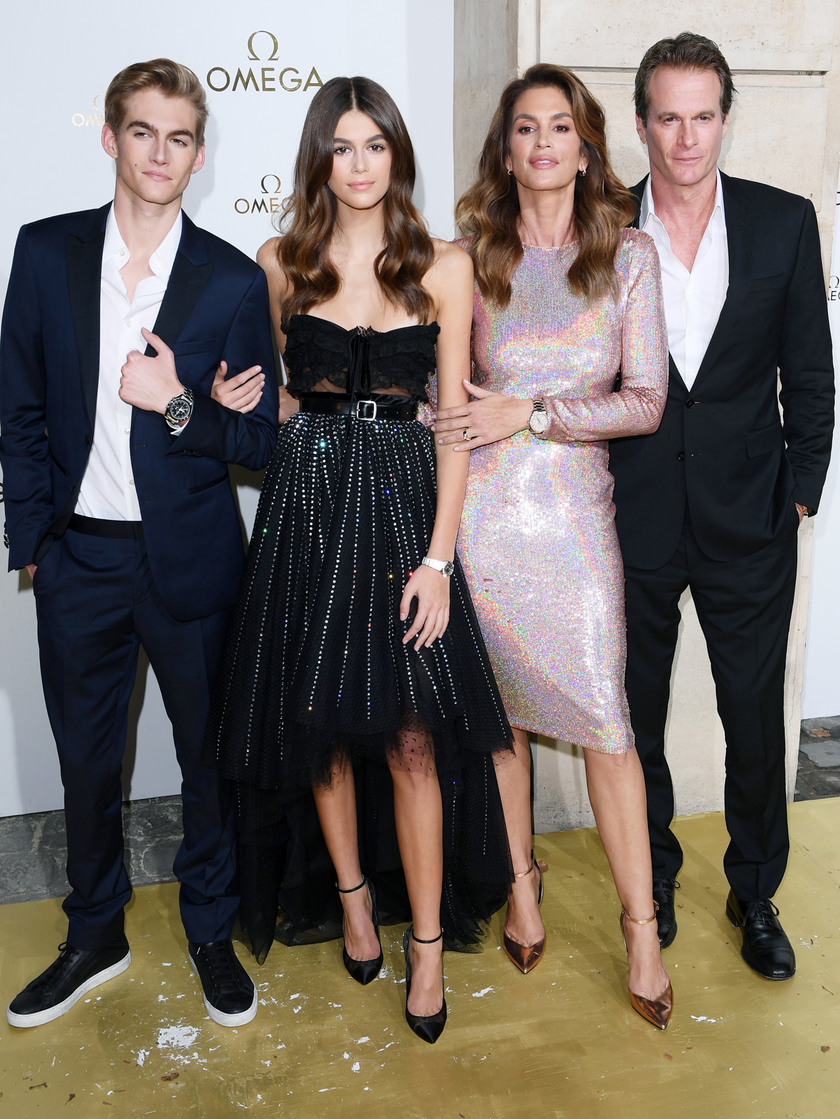 Kaia Gerber Shares Tribute for Cindy Crawford\'s Anniversary | Who ...