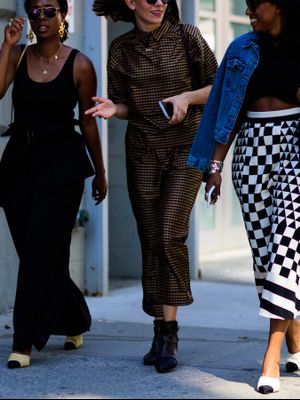 20 Chic Outfits to Get You Through the Hottest Days in NYC