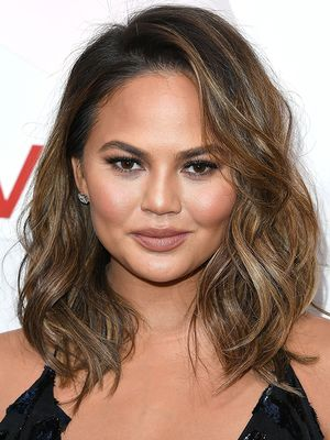 Chrissy Teigen Just Shared the First Sibling Photo of Luna and Miles