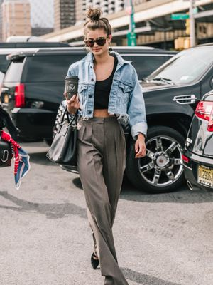 17 Cropped Jackets to Wear Over Everything