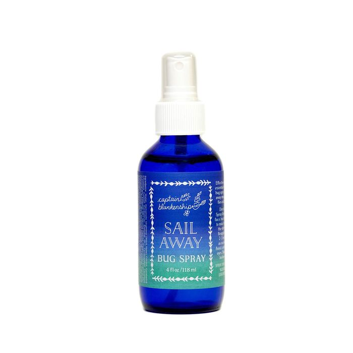 Sail Away Bug Spray by Captain Blankenship