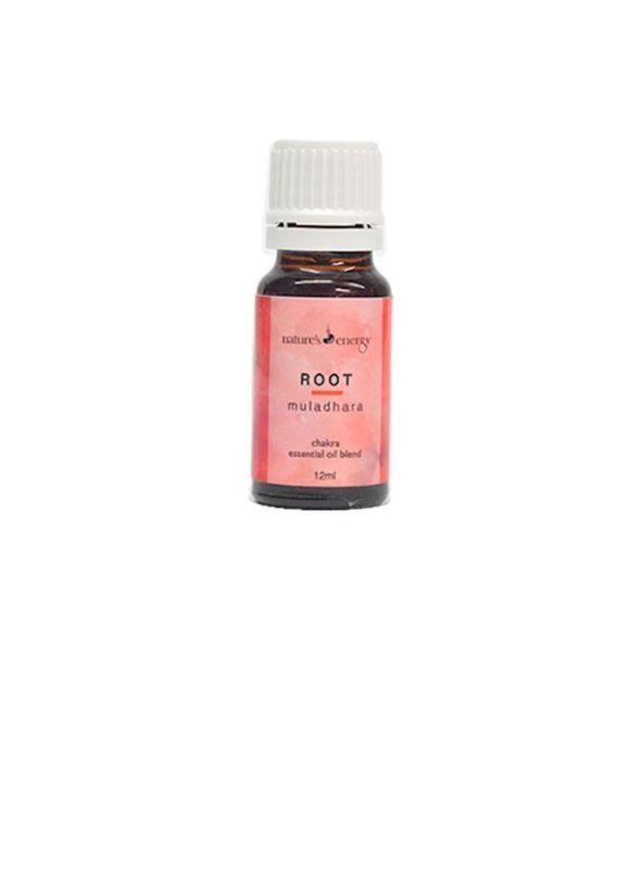 Nature's Energy Chakra Essential Oil Blend