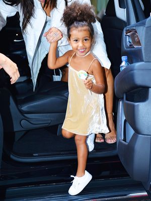 North West: The 4-Year-Old With a Wardrobe Cooler Than Ours