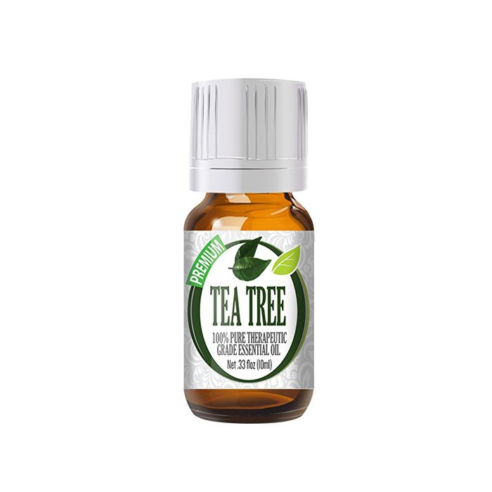 Tea Tree Oil by Healing Solutions