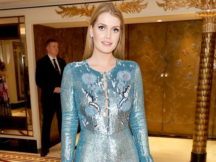 Kitty Spencer style