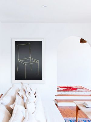 The Minimalist Wall Art That Will Make Any Space Look More Sophisticated