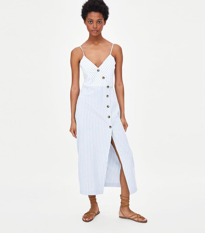 Zara S Gest Dress Trend Of Summer