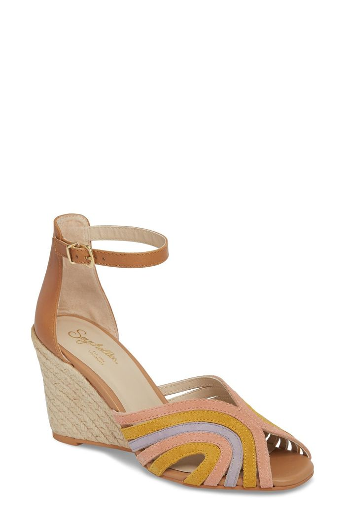 Summer Wedges That Look Great With