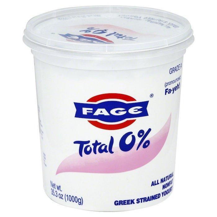 6-Pack Greek Yogurt by Fage