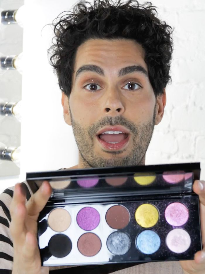 "Celebrity Makeup Artist Joey Maalouf Shares the 5 Products He ""Eats Alive"""