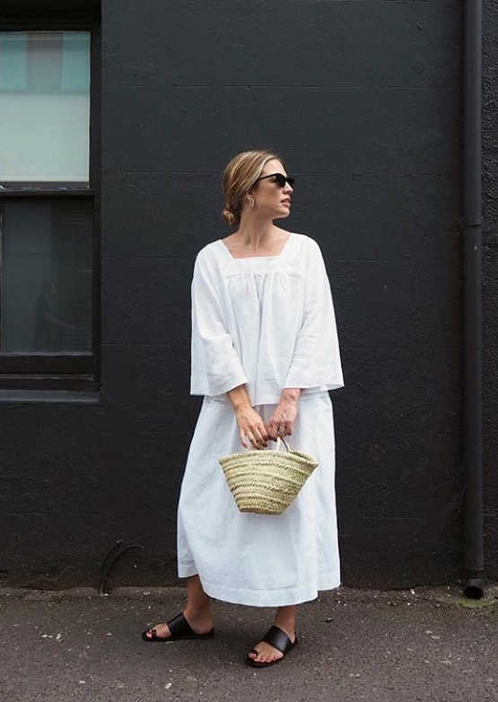 What to Wear in June: Shirtdress