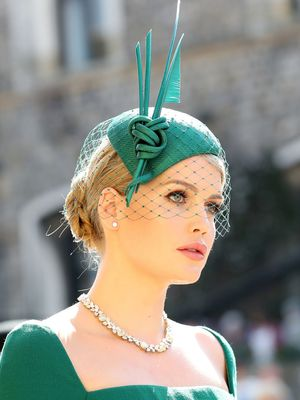 Princess Diana's Niece Has the Best Collection of Dresses in London
