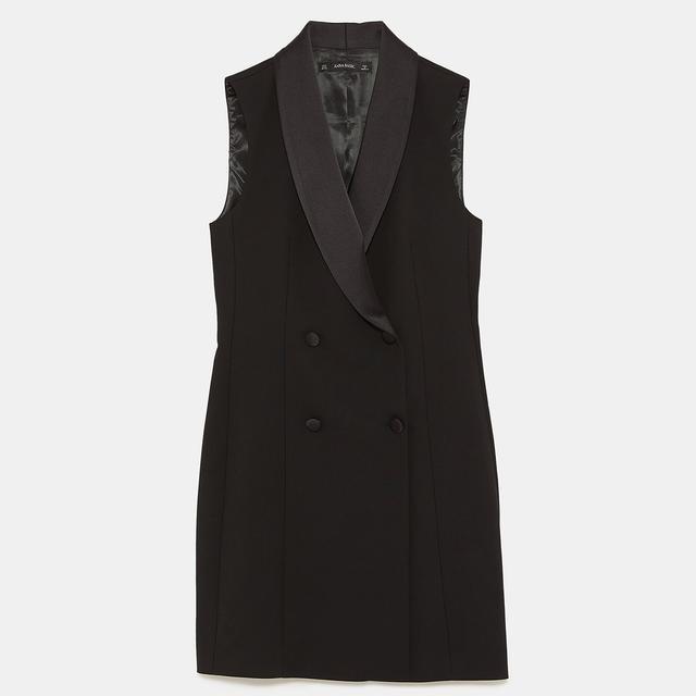 Zara Waistcoat Dress