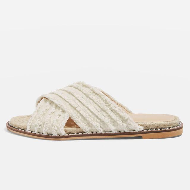Topshop Hibiscus Espadrille Sandals