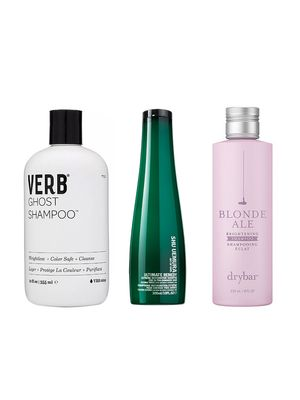 The Best Brightening and Repairing Shampoos for Bleached Hair