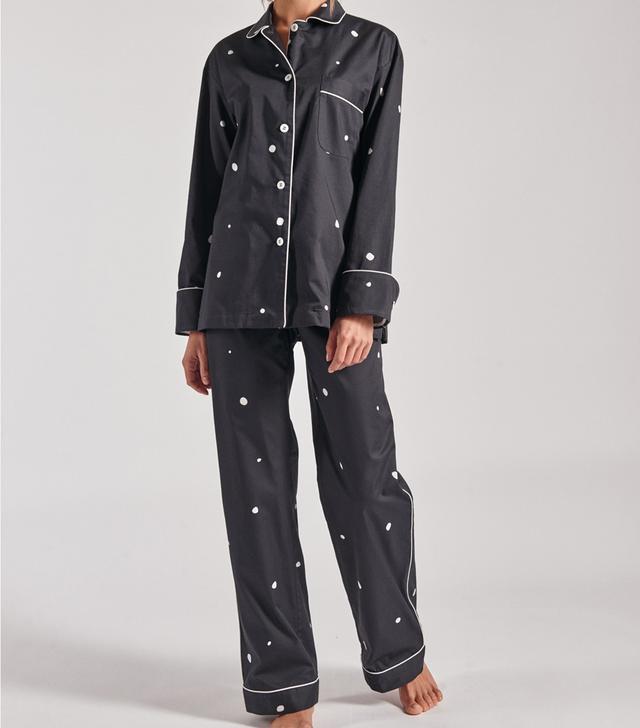 Sleeper Blur Pajamas Set