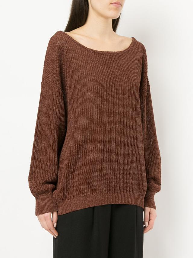 Cityshop Classic Long-Sleeve Sweater
