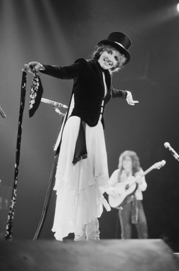 Why Stevie Nicks Is My Winter Fashion Inspiration Who What