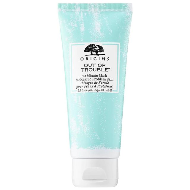 Out of Trouble(TM) 10 Minute Mask to Rescue Problem Skin 3.4 oz/ 100 mL