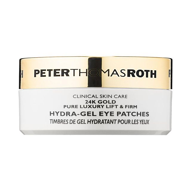 24K Gold Pure Luxury Lift & Firm Hydra-Gel Eye Patches 30 pairs - 60 patches