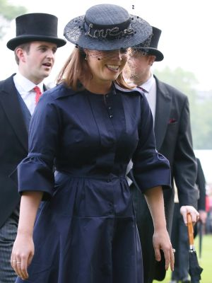 This Is How Princess Eugenie Does a Royal Garden Party Look
