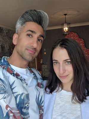 I Asked Queer Eye's Tan France to Answer Google's Top Fashion Questions