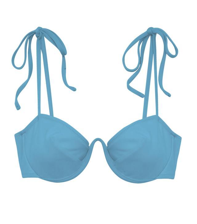 Araks Myriam Bikini Top Celeste