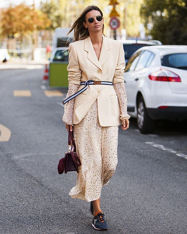 blazer outfits for summer